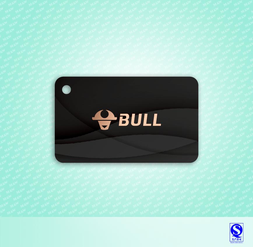 BULL 公牛滴胶卡
